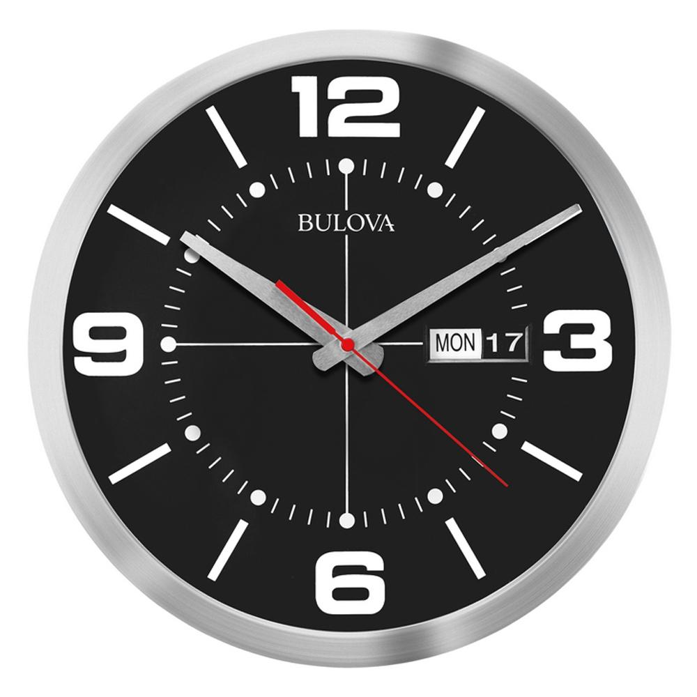 modern wall clocks  clockshopscom - off · calendar  modern wall clock  bulova c