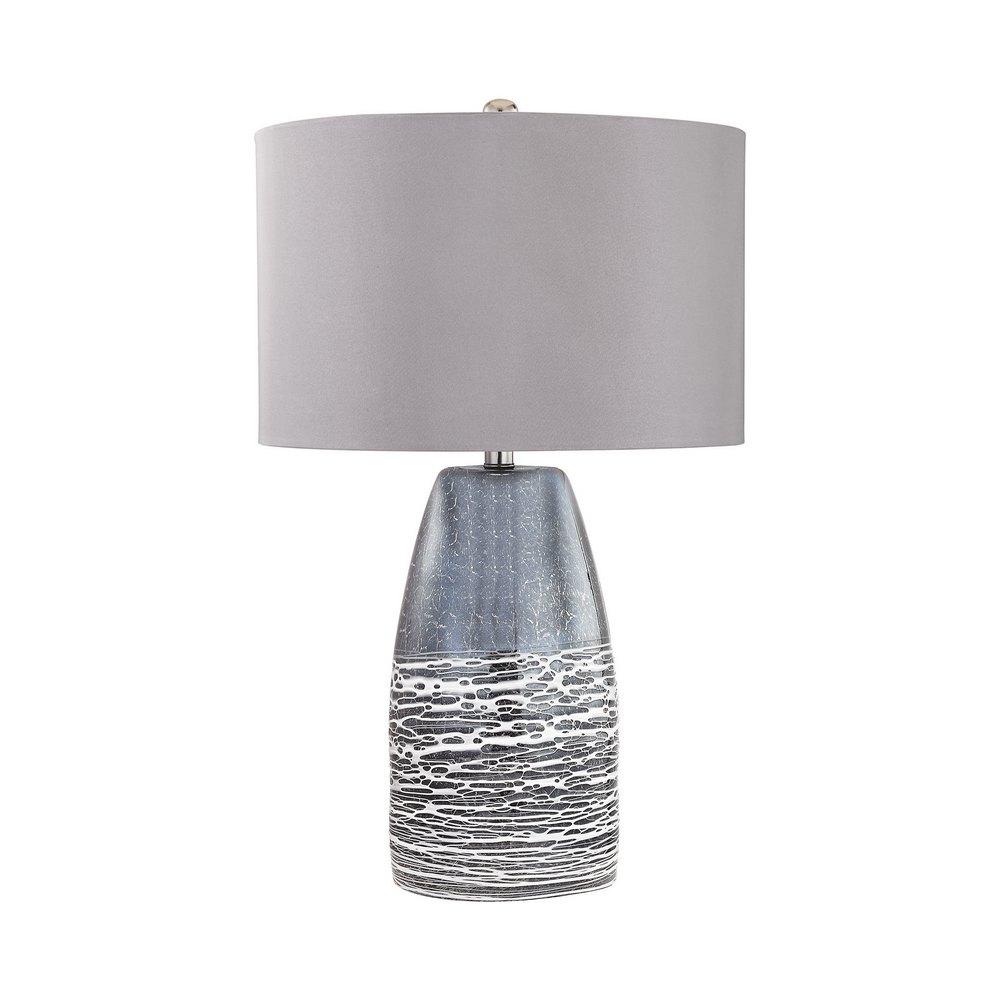 Kennebunkport 1 Light Table Lamp In Horizon Grey Lamp