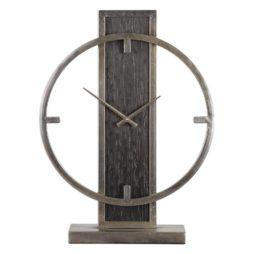 Uttermost Nico Modern Desk Clock 06443