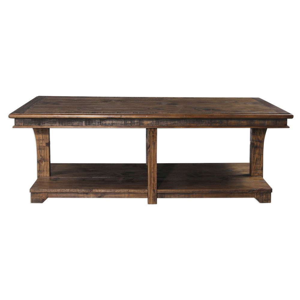 Uttermost Ramsey Solid Wood Coffee Table 25938