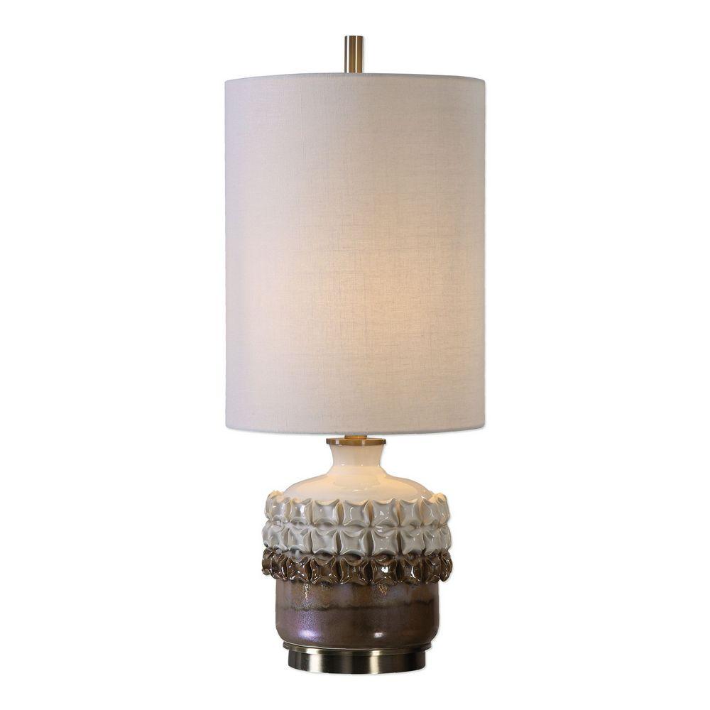 Uttermost Elsa Ceramic Accent Lamp 29352 1 Clockshops Com