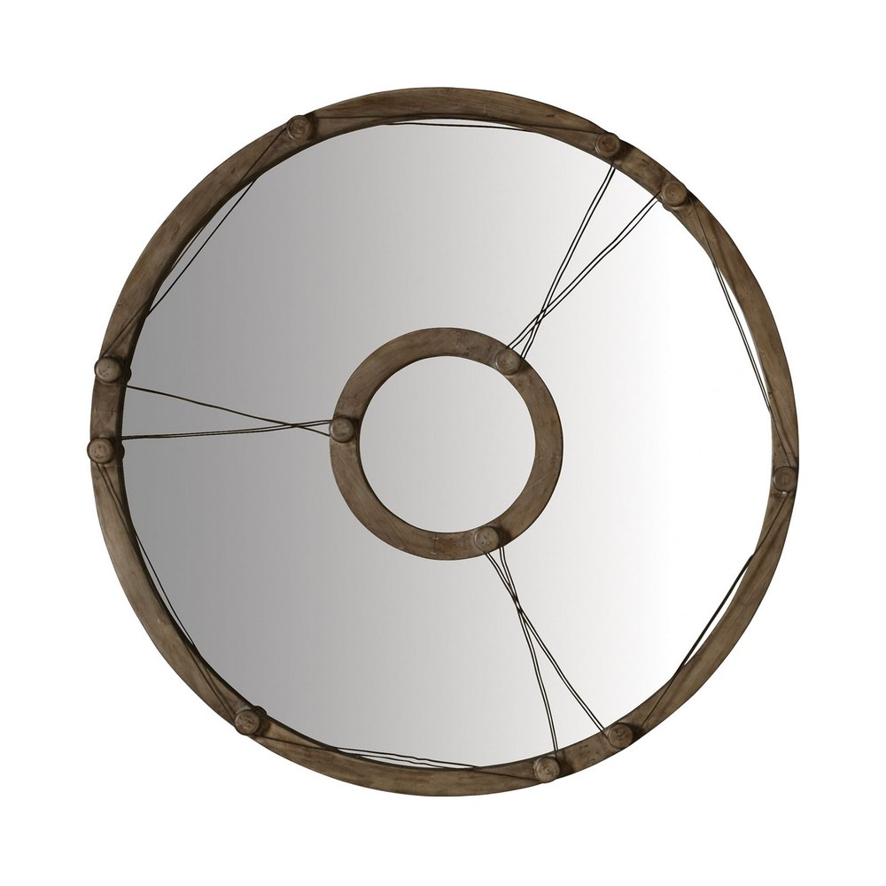 Equation wire mirror dimond home 594019 for Mirror formula