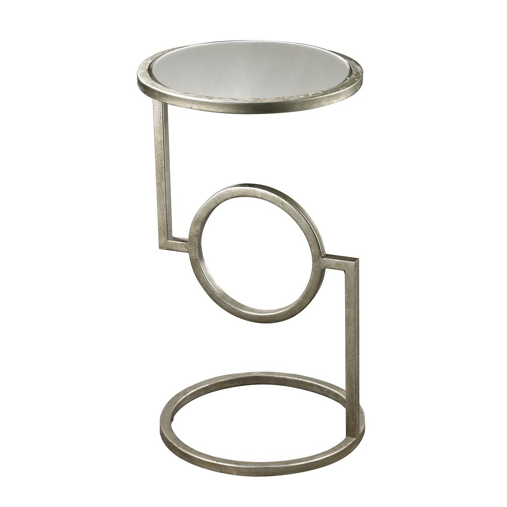 Mirrored Top Hurricane Side Table Dimond Home 114 106  : ELK 114 107 from clockshops.com size 1000 x 1000 jpeg 47kB