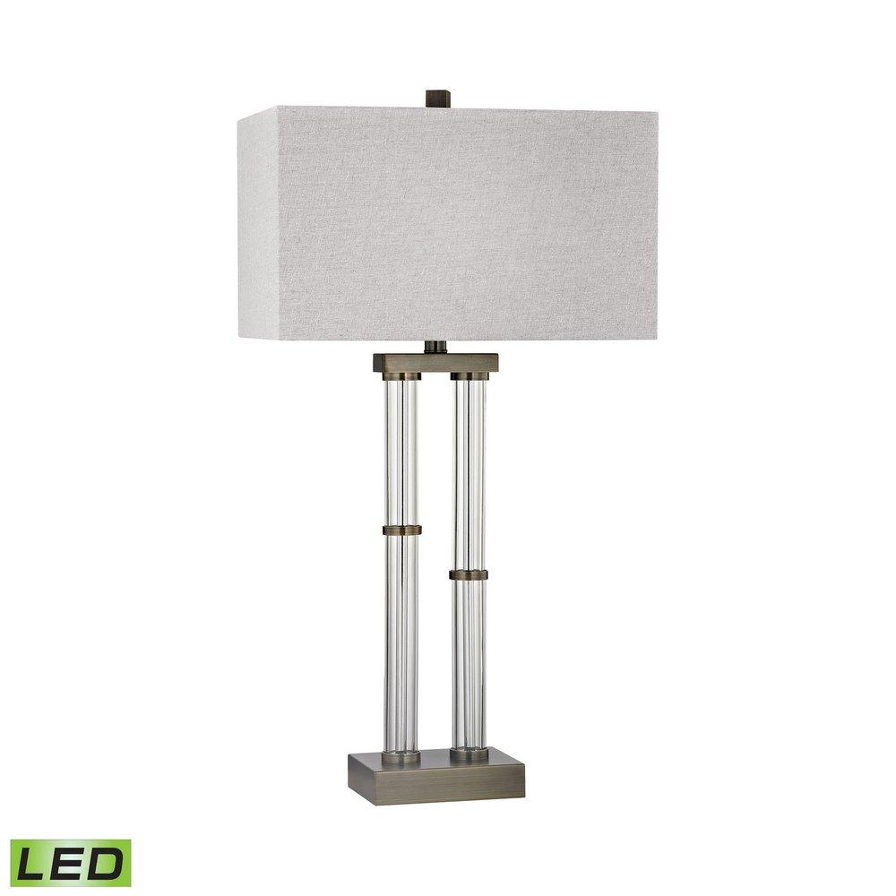 Throughline Led Table Lamp Dimond Lighting D3051 Led