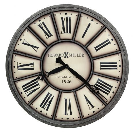 Company Time II Wall Clock - Howard Miller 625613