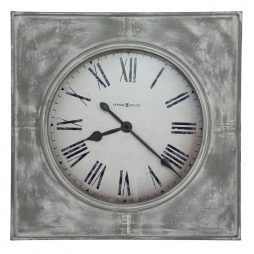 "Bathazaar Square 31.5"" Wall Clock - Howard Miller 625622"