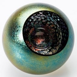 Universe Celestial Series Paperweight Glass Eye 494F
