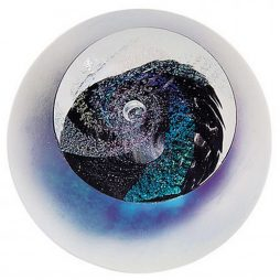 Black Hole Celestial Series Paperweight 501F