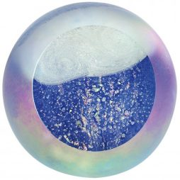 April Showers Environmental Series Paperweight Glass Eye 590