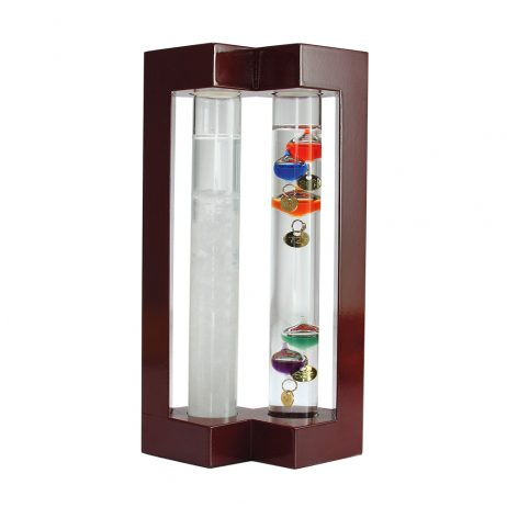 Galileo Thermometer & Storm Glass Combo - Global Village F590