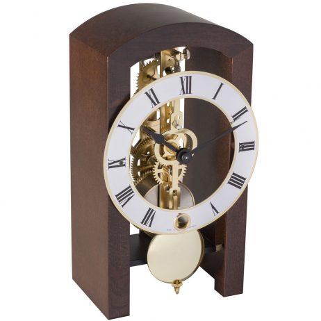 Patterson Modern Mantel Clock - Cherrywood Hermle 23015160721