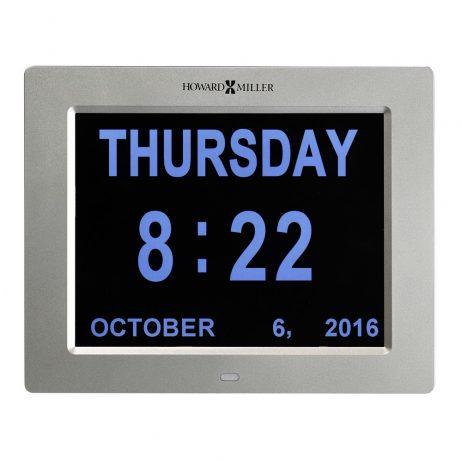 ward Miller Memory Clock 625-632