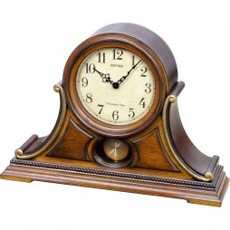 Tuscany Musical Mantel Clock - Rhythm CRJ733UR06