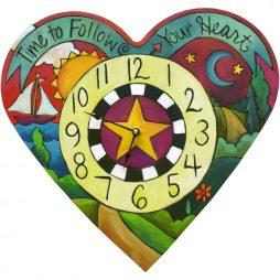 Loving Time Wall Clock