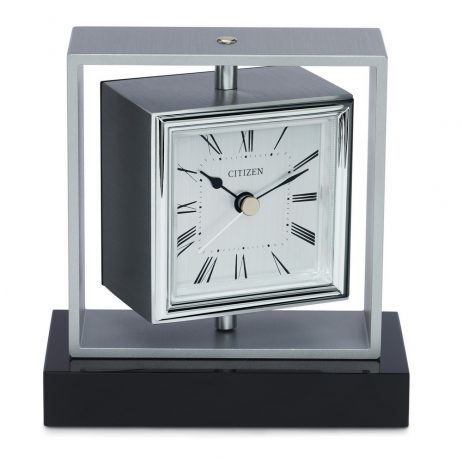 Decorative Desk Clock Citizen Clocks Cc1007 Clockshopscom