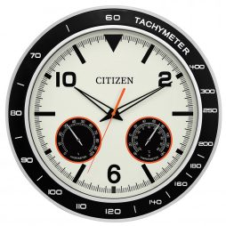 "Citizen Decorative 18"" Outdoor Wall Clock - Citizen Clocks CC2019"