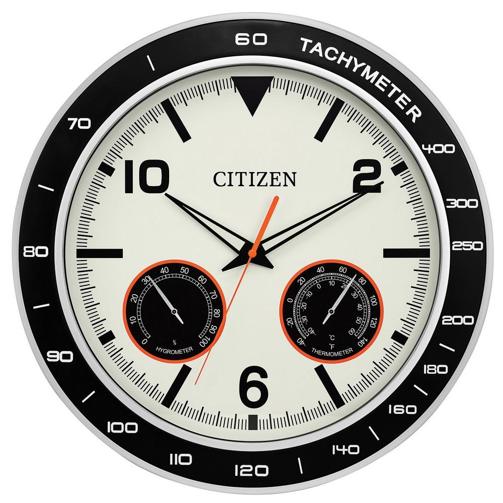 Citizen Decorative 18 Outdoor Wall Clock