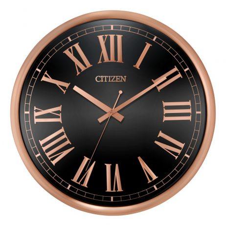 Citizen 14 Quot Wall Clock Rose Gold Citizen Clocks Cc2024