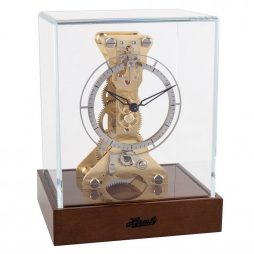 Nolan Table Clock - Walnut Hermle 23047020762