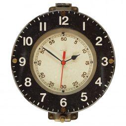 Marine Wall Clock Gray- Pendulux WCMARGR