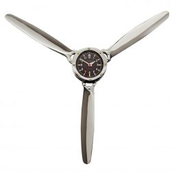 Propeller Wall Clock - Pendulux WCPROAL