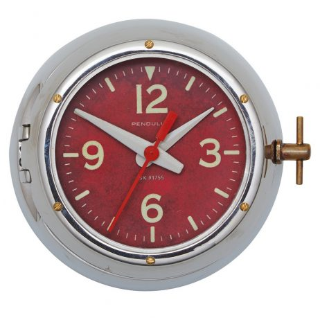 Deep Sea Wall Clock - Pendulux WCDEEAL