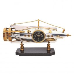 Nautilus Table Clock - Pendulux TCNAUAL