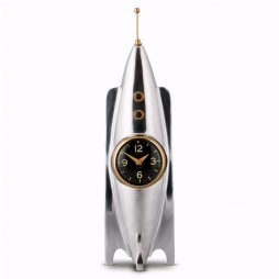 Rocket Table Clock - Pendulux TCRKTAL