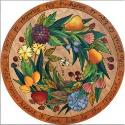 Bee Heaven Lazy Susan