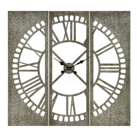 Pierce Wall Clock - Pomeroy 916625