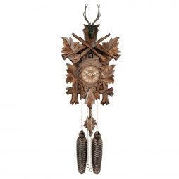 Eight Day Hunter's Cuckoo Clock 869-15