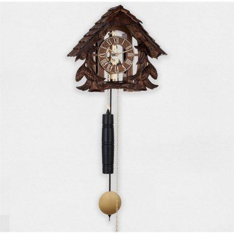 Wolfgang German Wooden Wall Clock | Hermle 70995030711