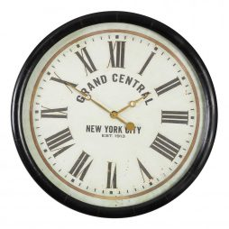 "Leonor Grand Central 30"" Wall Clock"