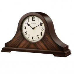 Norwalk Chiming Mantel Clock - Bulova B1515