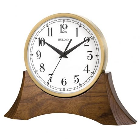 Mariner Tabletop Clock - Bulova B5406