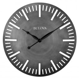 Bulova Arc 24 inch Wall Clock C4869