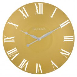 Bulova Lexington 24 inch Wall Clock C4870
