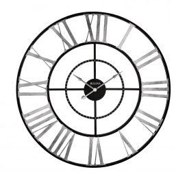 "Zeeland Oversize 60"" Wall Clock - Bulova C4877"