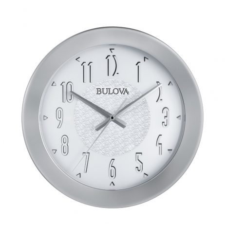 Fantasmic Indoor - Outdoor Wall Clock Bluetooth Speaker Bulova C4878