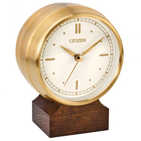 Citizen Desk Clock with Bluetooth Speaker CC3002