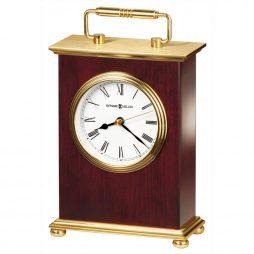 Howard Miller Rosewood Bracket Tabletop Clock 613528