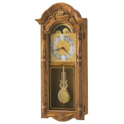 Oak Wall Clock Howard Miller Rothwell 620-184