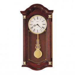 Howard Miller Lambourn I Windsor Cherry Wall Clock 620220