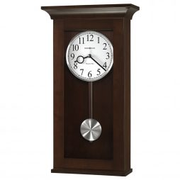 Howard Miller Braxton Black Coffee Wall Clock 625628