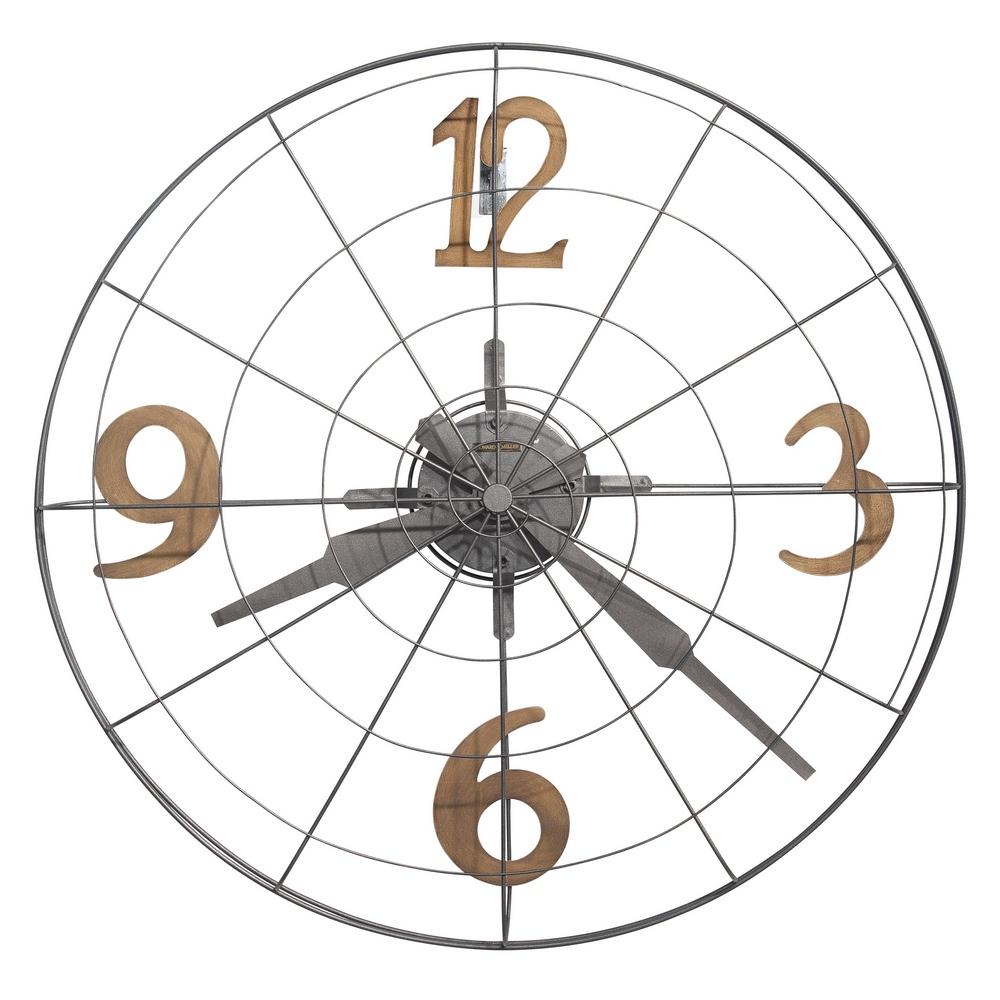 Howard Miller Phan Wall Clock 625635 Clockshops Com