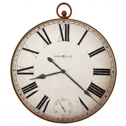 Howard Miller Gallery Pocket Watch II Wall Clock 625647