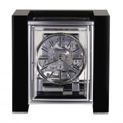 Howard Miller Park Avenue Gloss Black Mantel Clock 630270