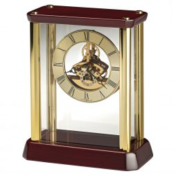 Howard Miller Kingston Rosewood Tabletop Clock 645793