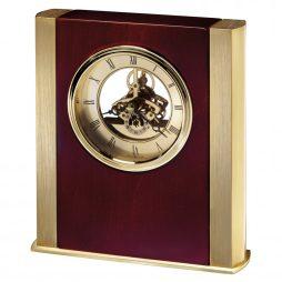 Howard Miller Essex Rosewood Tabletop Clock 645795