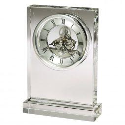 Howard Miller Brighton Glass Tabletop Clock 645808